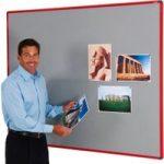 Colour Frame Noticeboard