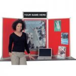 Busyfold Heavy Duty Table Top Display System