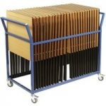 Trolley For Folding Exam Desks (Vertical Stacking)