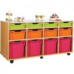 12 Variety Tray Storage Unit