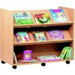 Book Storage Combination Unit