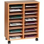20 Shelf Literature Sorter