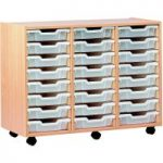 Economy Tray Storage Units