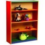Multi Coloured Bookcases